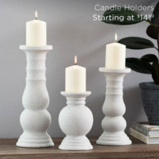 Candle Holders Starting at $14.99 from Kirkland's