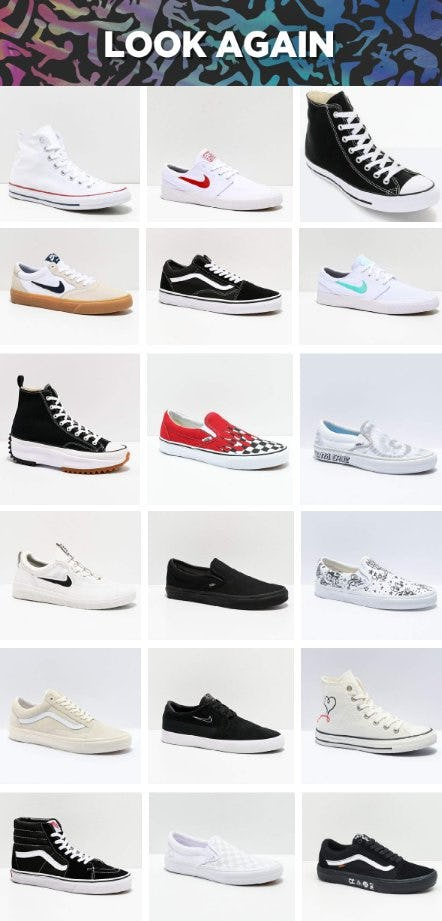New Arrivals Shoes from Zumiez