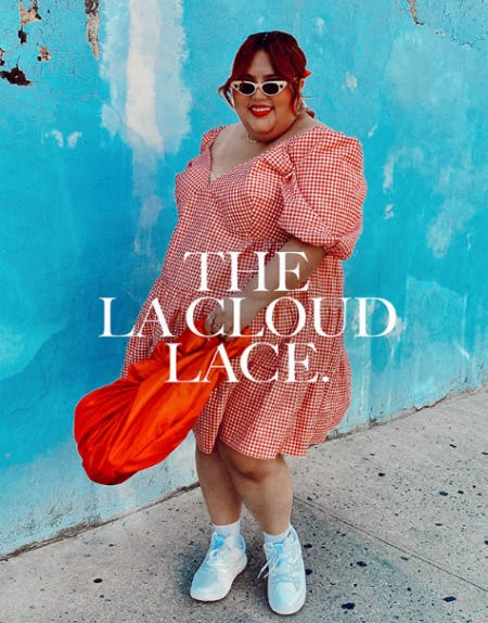 The LA Cloud Lace from Ugg
