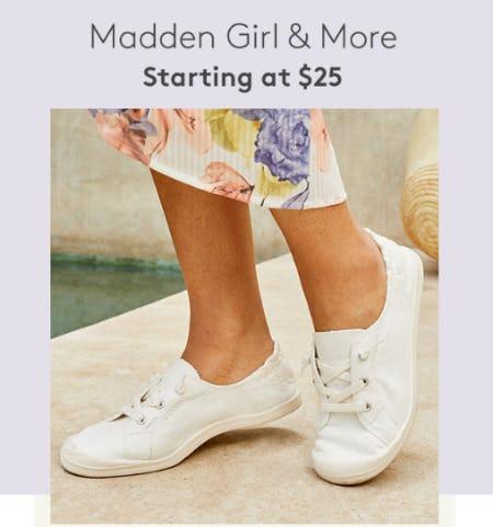 Madden Girl & More Starting at $25 from Nordstrom Rack