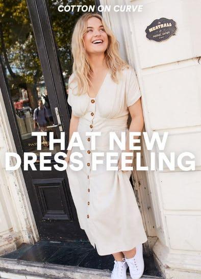 That New Dress Feeling