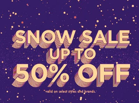 Snow Sale: Up To 50% Off from Zumiez
