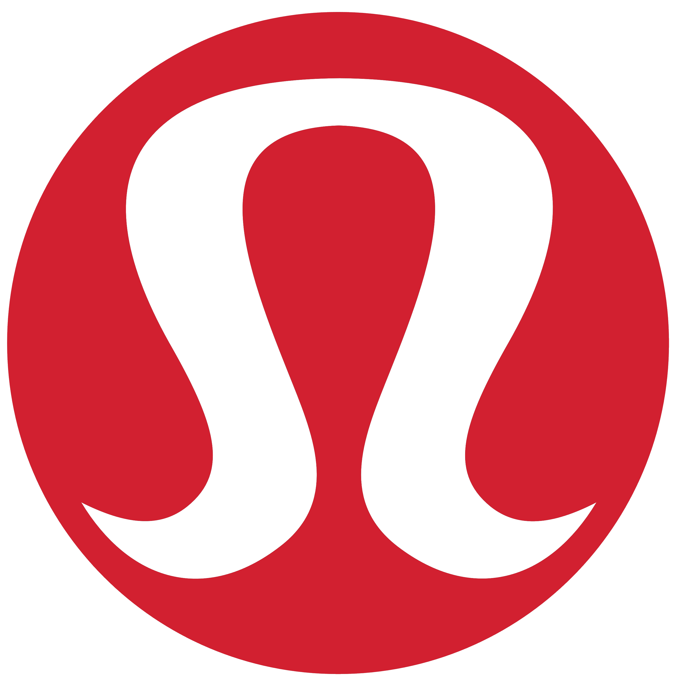 룰루레몬 (Lululemon Athletica) Logo