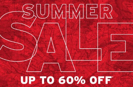 Summer Sale: Up to 60% Off from Eddie Bauer