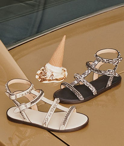 The New Sandals from Coach