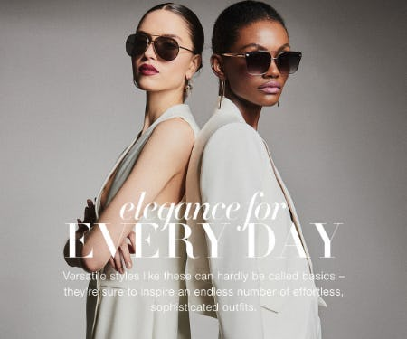 Elegance for Every Day from BCBG
