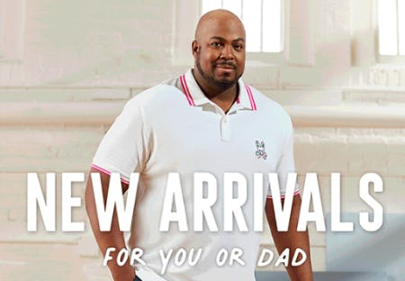 Just in Time For Dad's Day from Dxl Mens Apparel