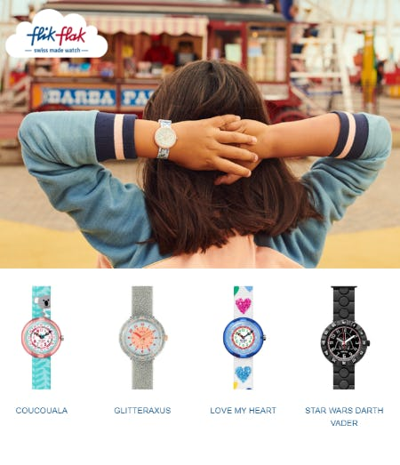 Flik Flak's Favorites from Swatch