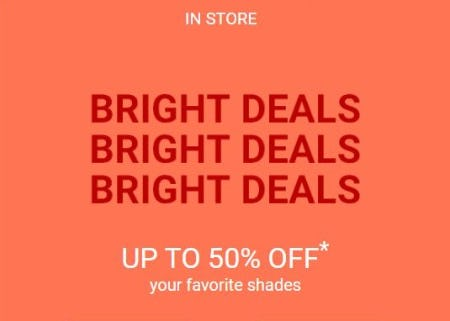 Up to 50% Off your Favorite Shades from Sunglass Hut
