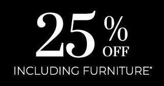 25% Off Including Furniture from Pottery Barn Kids
