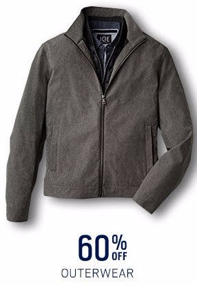 60% Off Outerwear
