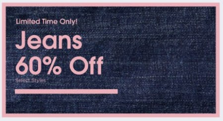 Jeans 60% Off from Aéropostale