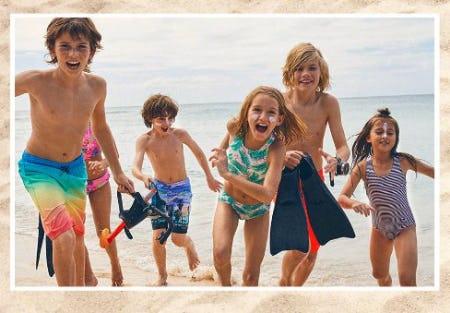 Shop Our New Super-Fun Swim