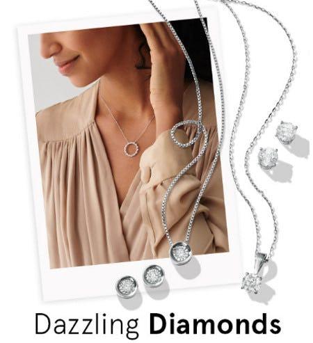 Dazzling Diamonds from Kay Jewelers