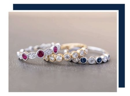Some of Our Favorite Sparklers from Fink's Jewelers
