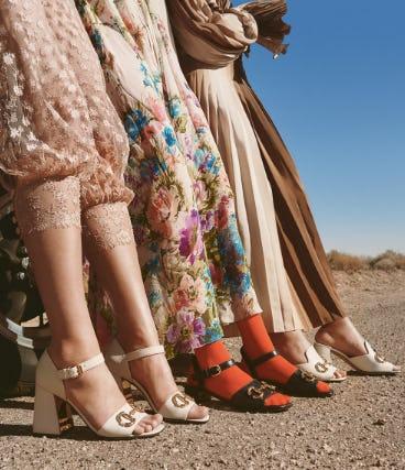 Horsebit Sandals from Gucci