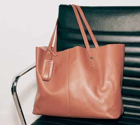The Bag to Hold it All from J.Crew