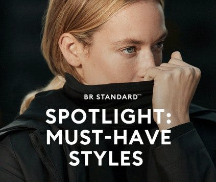 Introducing BR Standard: The Styles from Banana Republic