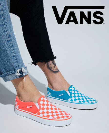 Vans: Always Iconic from DSW Shoes
