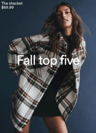 Fall Jackets You Need from Cotton On