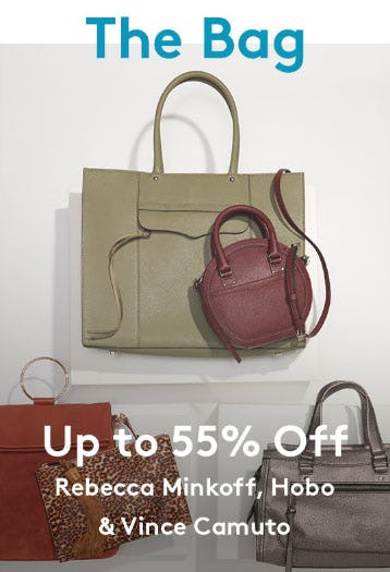 Up to 55% Off Select Bags from Nordstrom Rack