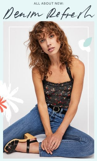 Denim Refresh from Free People