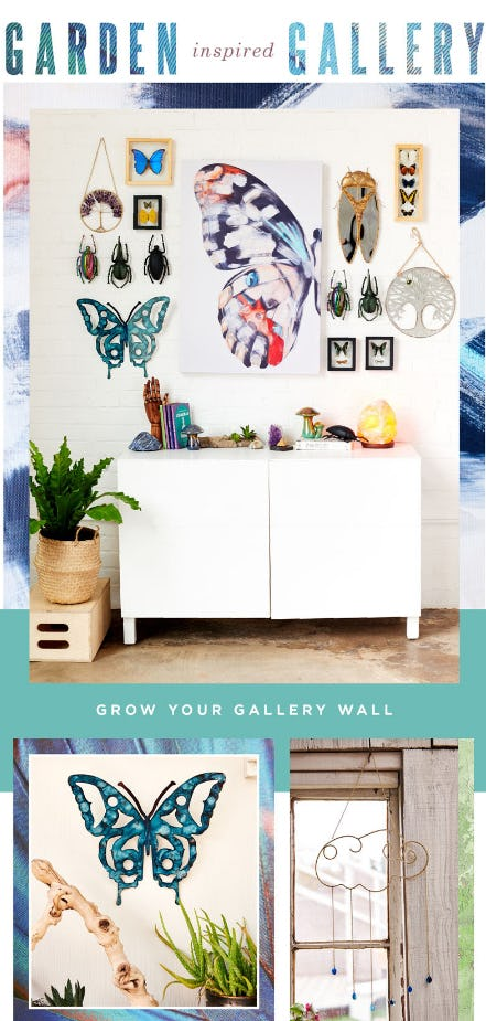 Garden Inspired Gallery
