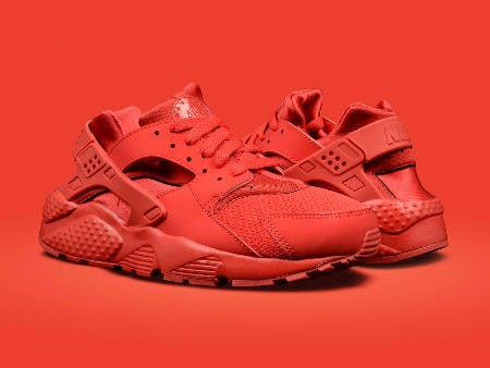 Red-Hot Nike