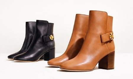 The Kira Ankle Boots from Tory Burch