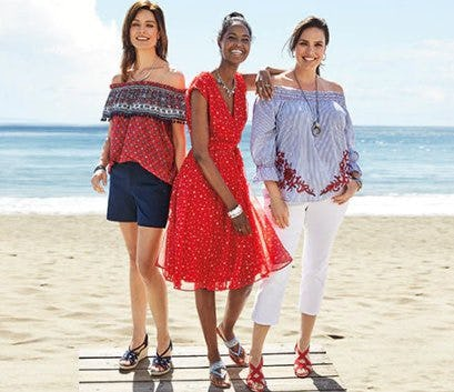 Shop New Arrivals from Dress Barn, Misses And Woman
