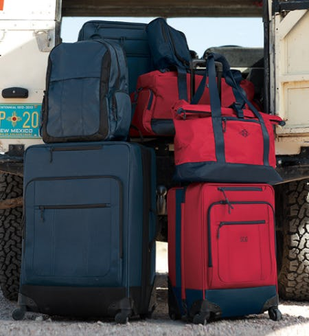 Introducing Lands' End Luggage from Lands' End