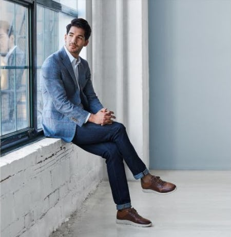 Business Casual: Evolved and Elevated from Allen Edmonds