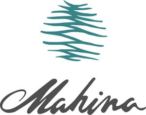 Mahina                                   Logo