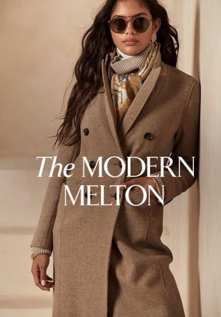 Introducing: The Melton Coat