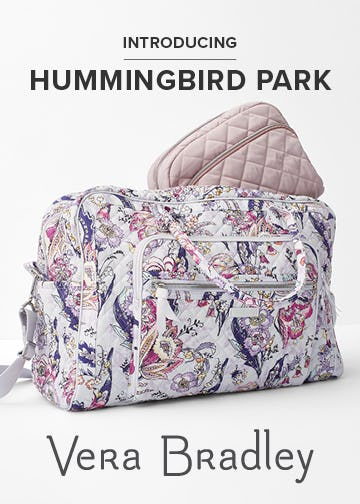 A little birdie told us... from Vera Bradley