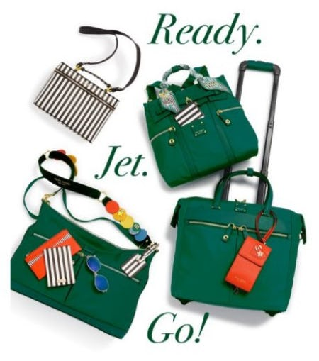 The Jetsetter Collection from Henri Bendel