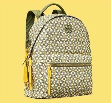The Limited-Edition Backpack from Tory Burch