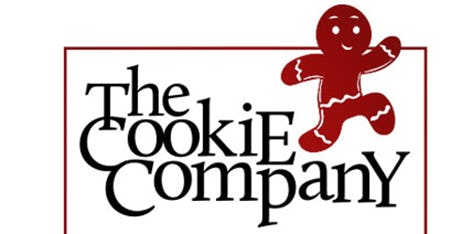 The Cookie Company Logo