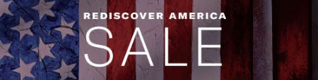Rediscover America Sale from Allen Edmonds
