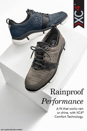 Rainproof Performance from JOHNSTON & MURPHY