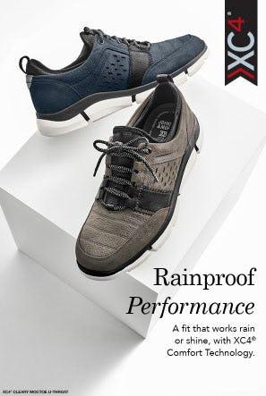 Rainproof Performance