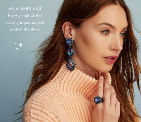 The Aria Earrings from Kendra Scott