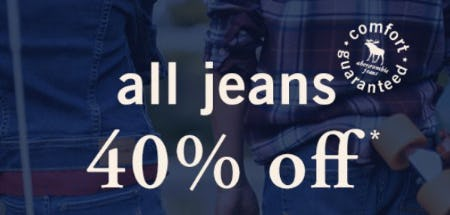 All Jeans 40% Off from Abercrombie Kids