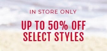 Up to 50% Off Select Styles from Torrid