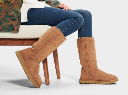 The Unisex Classics from Ugg