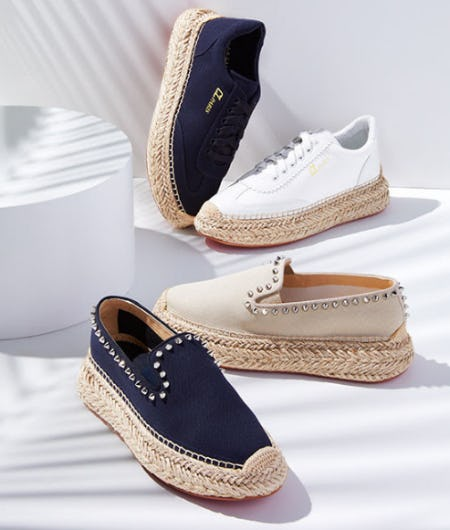 Christian Louboutin Shoes from Neiman Marcus