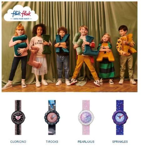 Flik Flak Imagination Collection