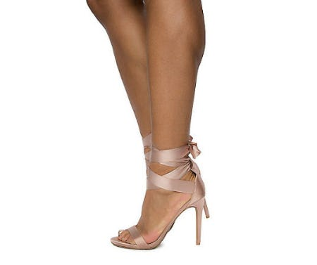 Shiekh Mauve Women's Facial-S High Heel