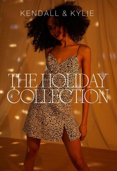 New! Kendall & Kylie Holiday Looks from PacSun