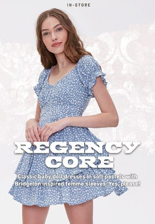 Regency Core - It's True Love from Forever 21
